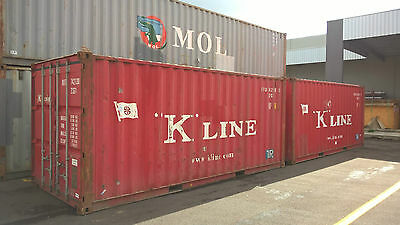 AU3600 • Buy Shipping Container 20ft Cargo Grade