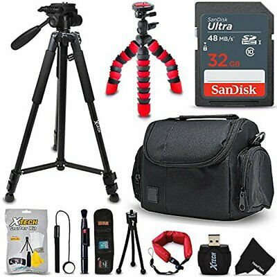 AU90.08 • Buy Accessories Kit F/ Sony Alpha A6500 A6300 A6000 A55 A9,