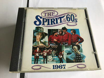 Spirit Of The 60s CD 1967- Time Life-The Move/Kinks/Procol Harum/Seekers • 13.99£