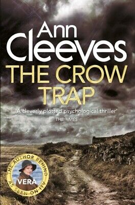 £5.99 • Buy The Crow Trap By Ann Cleeves (Paperback) Brand New Book