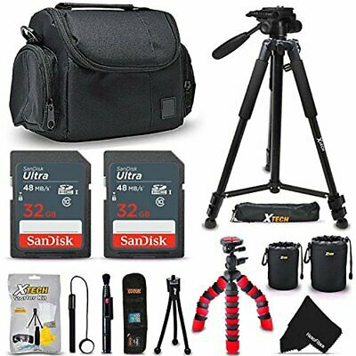 AU109.39 • Buy Accessories Kit F/ Sony Alpha A6500 A6300 A6000 A55 A9,