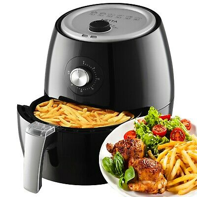 View Details NETTA 3.6L Air Fryer Oil Free Healthy Low Fat Multicooker Cook Fry Black • 39.99£