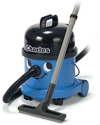 £189.99 • Buy Charles Wet And Dry Cyclinder Bagged Vacuum Blue 1000W, 10m Cord CVC370-2