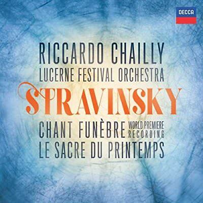 Riccardo Chailly - Stravinsky: Funeral Song, The Rite Of Spring [CD] • 12.84£
