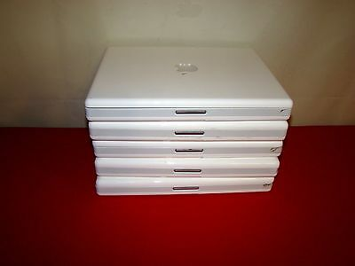 $ CDN483.98 • Buy LOT OF 10 Apple IBook G4 Laptops 1.07 30GB A1054 12  Without OS, AC Adater A1054