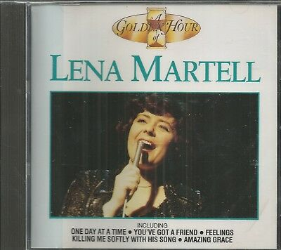 £13.31 • Buy LENA MARTELL - Lena Martell - CD - BRAND NEW