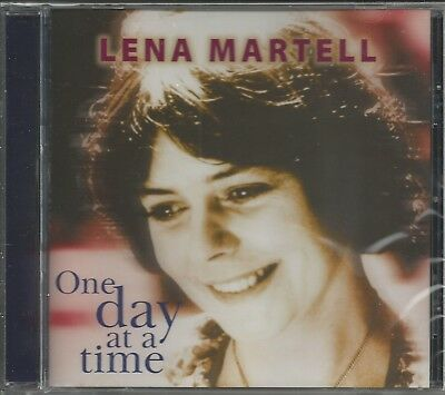 £12.06 • Buy LENA MARTELL - One Day At A Time - CD - BRAND NEW