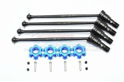 AU164.79 • Buy GPM Racing Traxxas X-Maxx Hardened Steel CVD W/ Alloy Hex Set TXM8170N-2-B