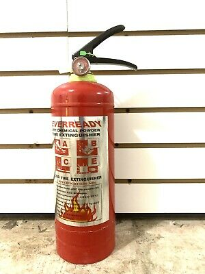 $26.99 • Buy Universal Safety Racing Car Fire Extinguisher Emergency Rechargeable 2Kg