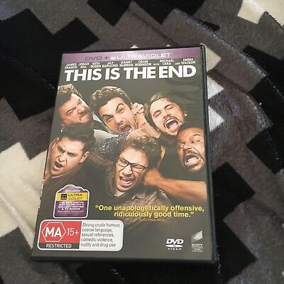 AU3 • Buy James Franco. This Is The End Dvd