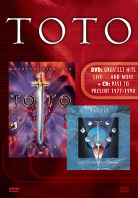 £3.70 • Buy Toto: Greatest Hits Live...and More DVD (2004) Toto Cert E Fast And FREE P & P