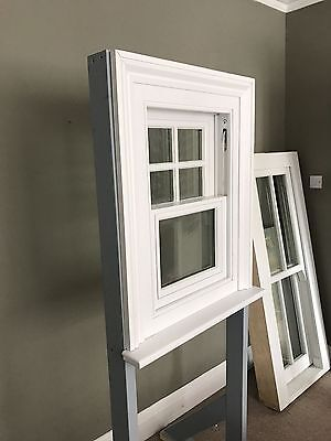 £599 • Buy NEW!!! Made To Measure Traditional Wooden Windows £369!!! Ready For Installation