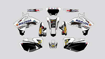$69 • Buy Yamaha Wr 250 F Wr 450 F 2003-2006 Decal Sticker Graphic Kit