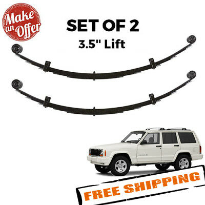 jeep xj leaf springs