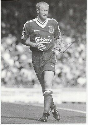 £5.63 • Buy Mark Wright Liverpool 1991-1998 Original Hand Signed Annual Cutting