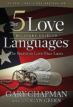 AU5.82 • Buy The 5 Love Languages Military Edition: The Secret To Love That Lasts .. NEW