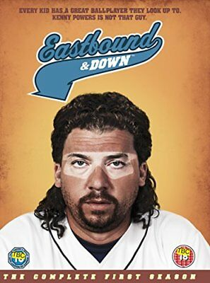 Eastbound And  Down Complete HBO Season 1 [DVD][Region 2] • 8.16£
