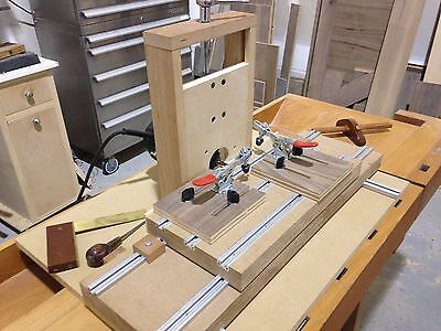 £10.62 • Buy Mortise Machine PLAN PDF File Emailed To You!