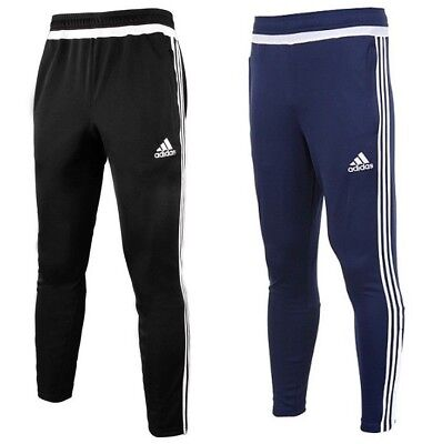 $ CDN39.98 • Buy Men's Adidas Tiro Joggers Tracksuit Jogging Bottoms Track Pants - Navy & Black