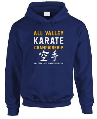 $28.99 • Buy ALL VALLEY Karate Championship - 80'S - Mens Pullover Hoodie