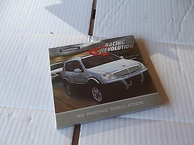 PC Game SsangYong Rexton Racing Evolution 3D Simulation 2005 Originale Casa Cost • 8.25£