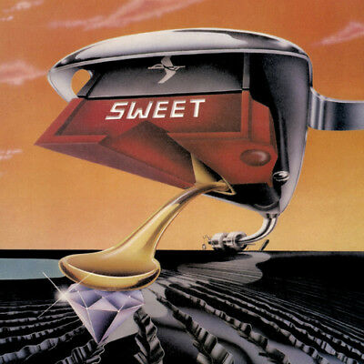 The Sweet : Off The Record CD Extended  Album (2018) ***NEW*** Amazing Value • 6.38£