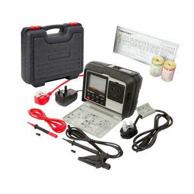 £577.99 • Buy Megger PAT150 Portable Appliance PAT Tester With RCD Testing And Extras KIT5M