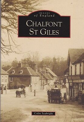 Chalfont St Giles By Colin Seabright (Paperback) Local History Book • 7.95£