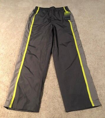 $12 • Buy Tek Gear Gray Mesh Lined Athletic Pants Size L