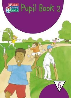 Collins Primary Maths - Year 6 Pupil Book 2: Pupil's Book 2 Year 6 • 3.04£