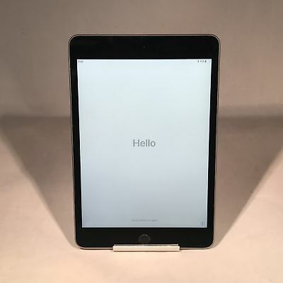 $ CDN324.27 • Buy Apple IPad Mini 4 128GB Space Gray WiFi Very Good Condition