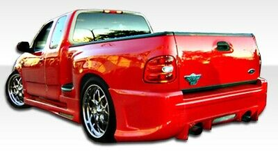 $385 • Buy Duraflex Platinum Rear Bumper Cover For 1997-2003 F-150 2DR Stepside
