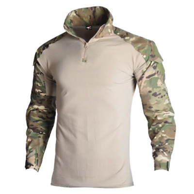 Crye Precision Style Shirt AC  Medium Reg MultiCam Ubac • 29.99£