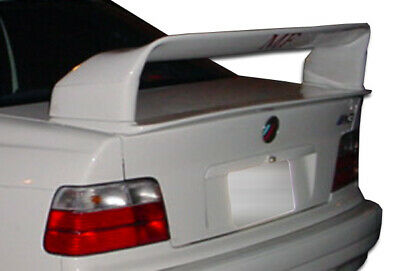 $286 • Buy Duraflex DTM Look Wing Trunk Lid Spoiler 2PC For 92-98 BMW 3 Series M3 E36 2DR