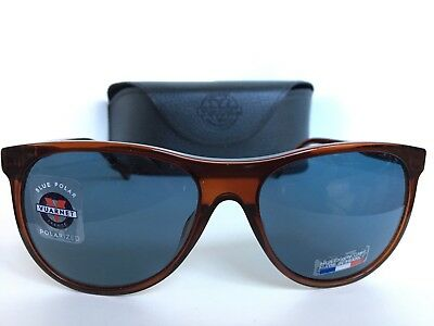 c5388bdddc New Polarized VUARNET VL 1520 0004 BLUE POLAR Brown Sunglasses France •  149.99