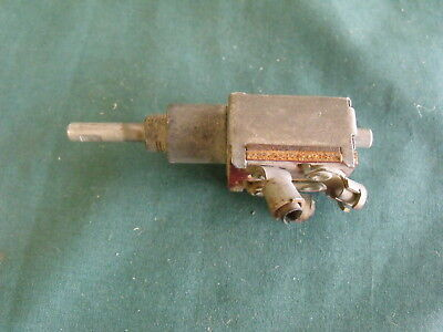 $249 • Buy Ford 1957 1958 Retractable Top Switch OEM FoMoCo 57 58