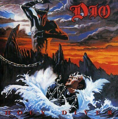 Dio - Holy Diver: Remastered CD • 22.99£