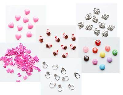 Multi Buy Nail Art Beads And Cabochons - Higher Discounts For More Items Ordered • 1.50£