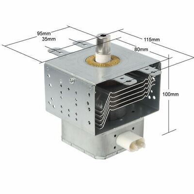 AU55 • Buy Teka Microwave Oven  Replacement Magnetron 2m244-m32 Mc 32 Bis