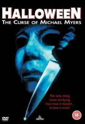 Halloween 6 - The Curse Of Michael Myers DVD (2007) Donald Pleasence, Chappelle • 20.97£
