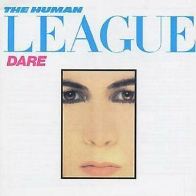 The Human League : Dare CD Remastered Album (2003) ***NEW*** Fast And FREE P & P • 5.11£