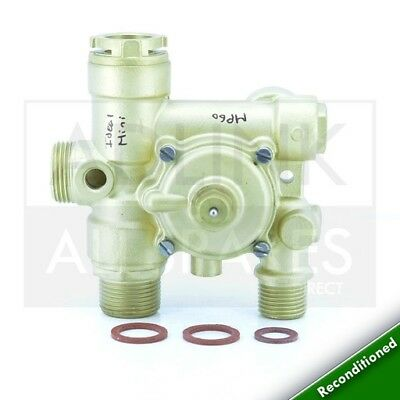 Ideal Mini He C24 28 32 Boiler Diverter Valve 174464 Come With 1 Year Warranty • 110£