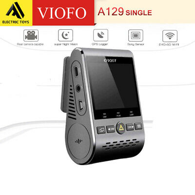 AU175.99 • Buy Viofo A129 SONY Starvis Lens 5ghz Wifi GPS Dash Camera Parking Monitor Dashcam