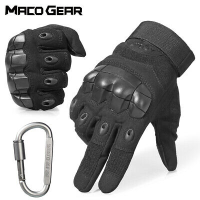 $13.50 • Buy US Touch Screen Full Finger Gloves Tactical Army Combat Airsoft Hunting Shooting