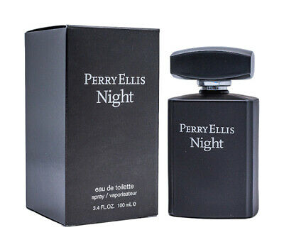$19.25 • Buy Perry Ellis Night By Perry Ellis EDT Cologne For Men 3.4 Oz Brand New In Box