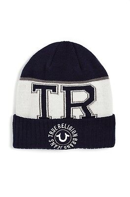 798d7104b32 True Religion Men s Classic Pull-on Watchcap Beanie Hat - TR2405 • 34.95