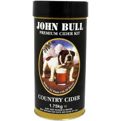 JOHN BULL 40 Pint (23L) Country Apple Cider Making Kit - Home Brew  • 21.99£