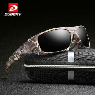 AU11 • Buy DUBERY 10 Colors Men Polarized Sport Sunglasses Outdoor Driving Glasses New