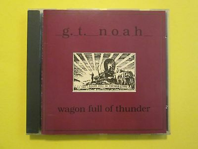 $ CDN12.44 • Buy G.T. Noah Wagon Full Of Thunder CD