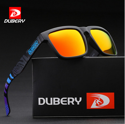 AU10.42 • Buy DUBERY Men's Polarized Sport Sunglasses Driving Outdoor Cycling Glasses New